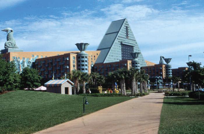Hotel in Disneyworld