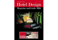 Hotel Design Magazine and Guide 2016, τεύχος 18