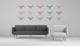 Missanalaunches ALCE, a collection of AVANT-GARDE & AUSTERE SOFAS with an australian soul