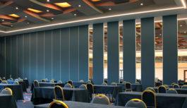 Ανακαίνιση Συνεδριακής Αίθουσας Grand Resort Λαγονήσι