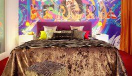 Λονδίνο: Το δωμάτιο ενός ξενοδοχείου ανακαινίζεται σε Σουίτα Τζίμι Χέντριξ