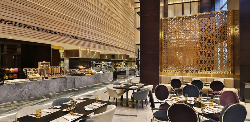 Alrayyan hotel doha qatar hotel design magazine for Design hotel qatar
