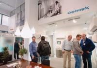Η Daikin εγκαινίασε το πρώτο κατάστημα BlueDealerPlus