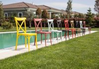 ΔΙΑΝΑ εξοπλίζειν: Νέα μοντέλα σε καρέκλες εστίασης και εκδηλώσεων