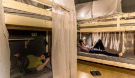 Άνοιξε «μπαρ ύπνου» στη Μαδρίτη