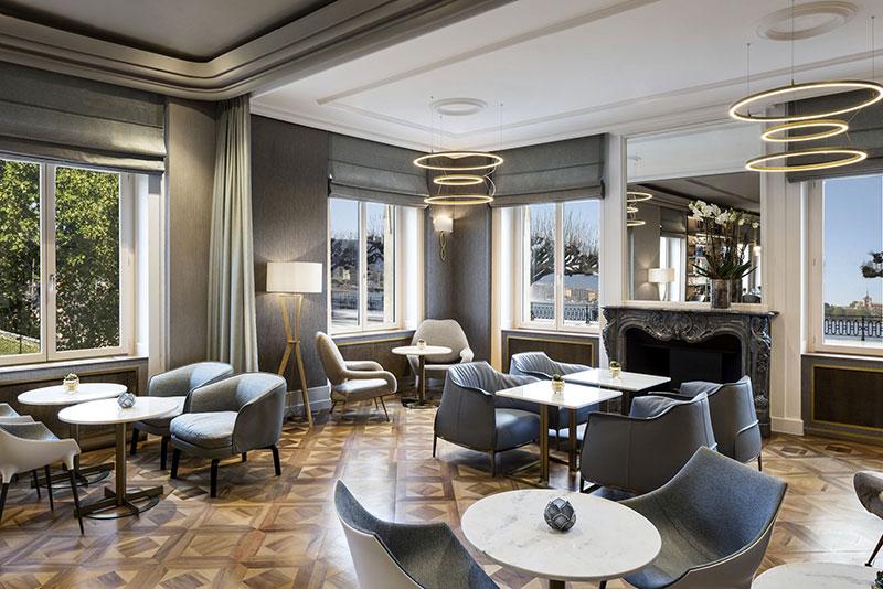 The ritz carlton hotel de la paix geneva hotel design for Design hotel geneva