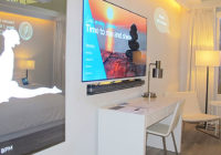 Marriott, Samsung και Legrand δημιούργησαν το δωμάτιο του Μέλλοντος!