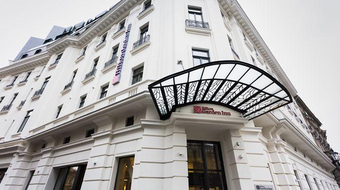 Αποτέλεσμα εικόνας για Hilton Garden Inn με τέσσερα νέα ξενοδοχεία