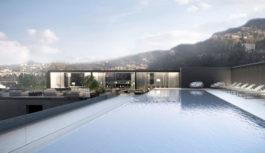 Hilton άφιξη στη λίμνη Como: Δείτε τις πρώτες εικόνες!