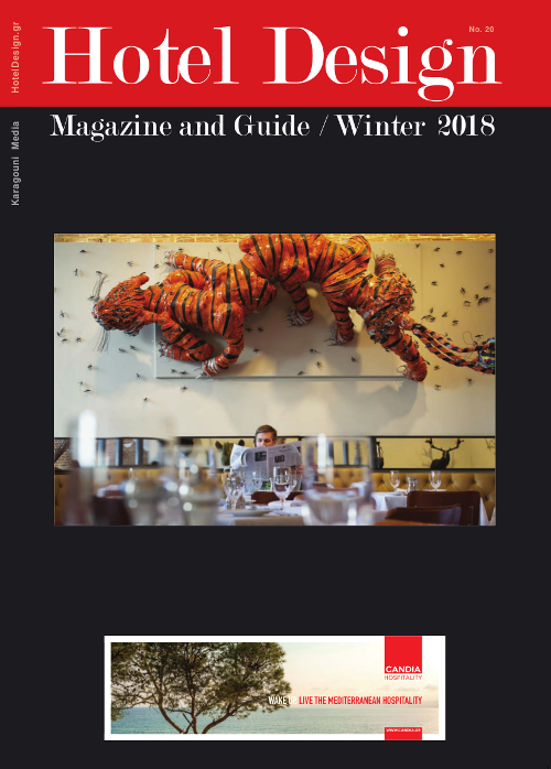 Hotel design magazine and guide no 20 hotel mag for Hotel design guidelines