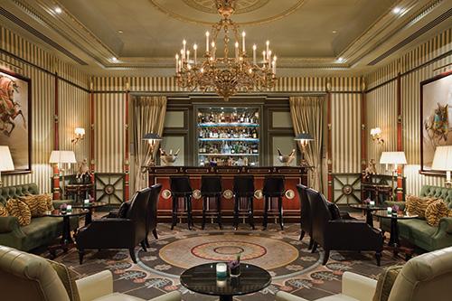 SHANGRI-LA Hotel Paris - 2074