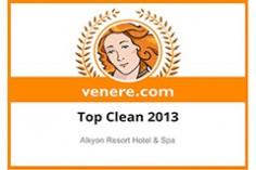 """ALKYON HOTEL: """"Top Clean 2013″"""
