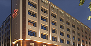 ACCESSIBILITY PASS: Crowne Plaza Athens City Center & Holiday Inn Athens