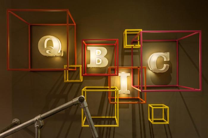 Qbic Hotel, London