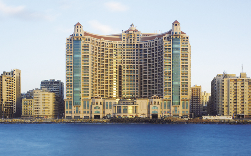 Four Seasons Hotel, Alexandria