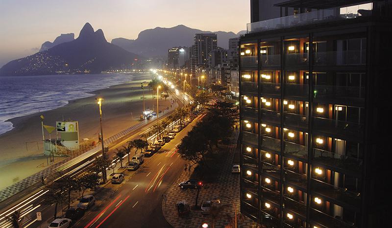 Hotel Fasano, Rio de Janeiro