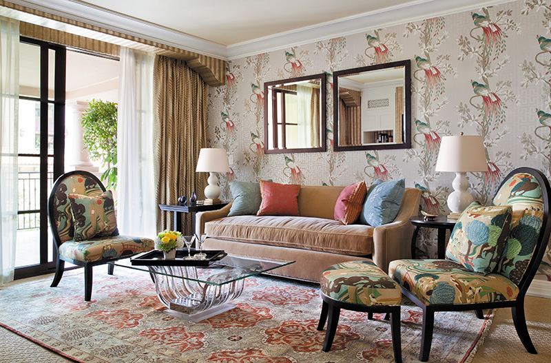 Suite 100, Beverly Hills: Five Luxurious Hotels Join Forces