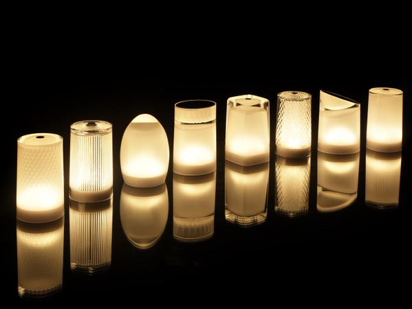 """Η Διάνα """"εξοπλίζειν""""  παρουσιάζει τη νέα σειρά επιτραπέζιων φωτιστικών DJOBIE COLLECTION"""