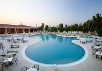 Alkyon Resort Hotel, Βραχάτι