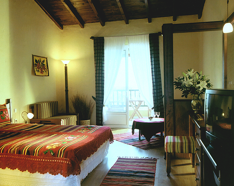 Superior room -traditional-