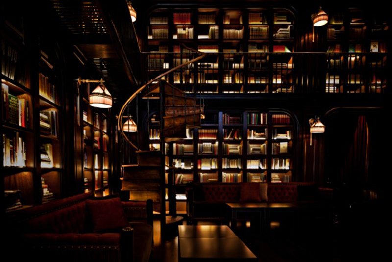 The NoMad Library - Benoit Linero NoMad Hotel, New York