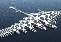 Το πρωτοποριακό ξενοδοχείο που επιπλέει στον ωκεανό