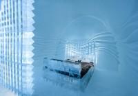 Το καταπληκτικό παγωμένο ξενοδοχείο της Σουηδίας