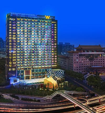 W Beijing Chang'an 北京长安街W酒店