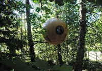 Spherical Treehouse Hotel, Canada