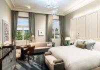 Το νέο Ritz-Carlton Hotel φέρνει τη σύγχρονη πολυτέλεια στη Βουδαπέστη