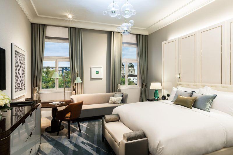 Ritz-Carlton Hotel, Budapest