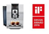 IF-Design-Award για την υπεραυτόματη μηχανή καφέ JURA Z6!
