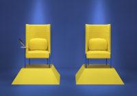 Perez Ochando joins Missana with the Ara armchair