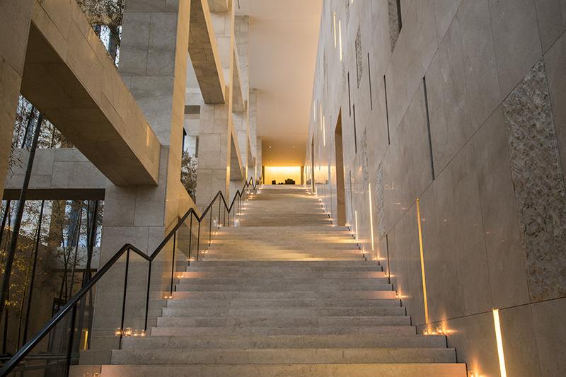 24. Grand Stairs