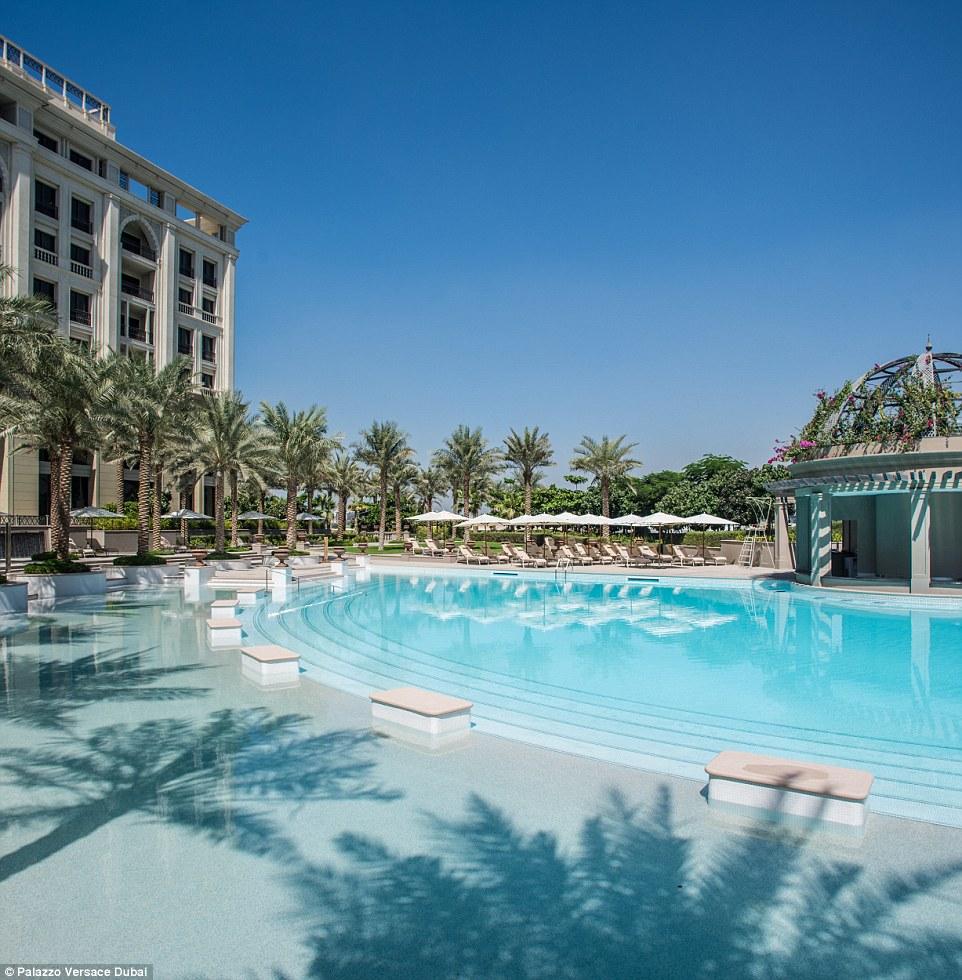 Palazzo Versace Dubai (3)