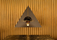 Masquespacio designs the Shade lamp for RACO