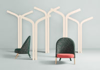 Okapi, functionality and vanguardism in the new armchair by Perezochando for Missana