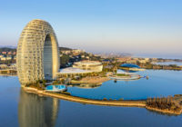 Sheraton Huzhou Hot Spring Resort, Κίνα