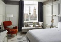H Marriott Hotels αποκαλύπτει το ανανεωμένο της ξενοδοχείο στο Λονδίνο