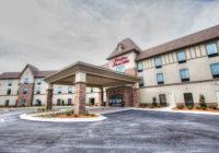 Ένα νέο Hampton Inn & Suites By Hilton Hotel ανοίγει στο Château Élan