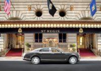 Η πολυτέλεια της  Bentley τώρα και σε σουίτες ξενοδοχείων