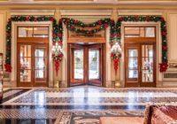 Το ξενοδοχείο «Μεγάλη Βρεταννία» φόρεσε τα γιορτινά του