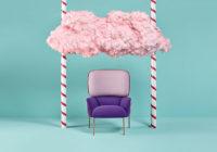 Missana launches cotton, an exclusive & fun armchair designed by Eli Gutiérrez