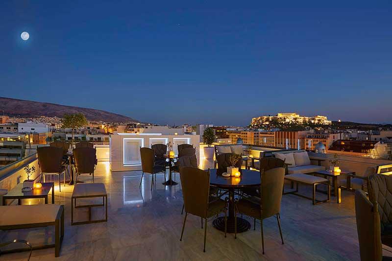 Hotel titania athens hotel design magazine for Designhotel athen