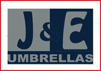 J & E UMBRELLAS