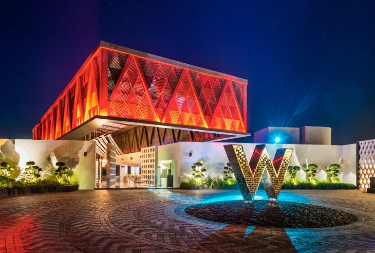 W goa india hotel design magazine for Hotel design 2017