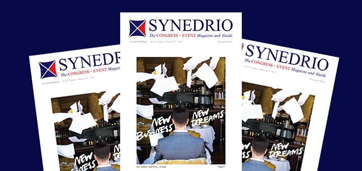 Διαβάστε το Περιοδικό SYNEDRIO - CONGRESS + EVENTτεύχος42