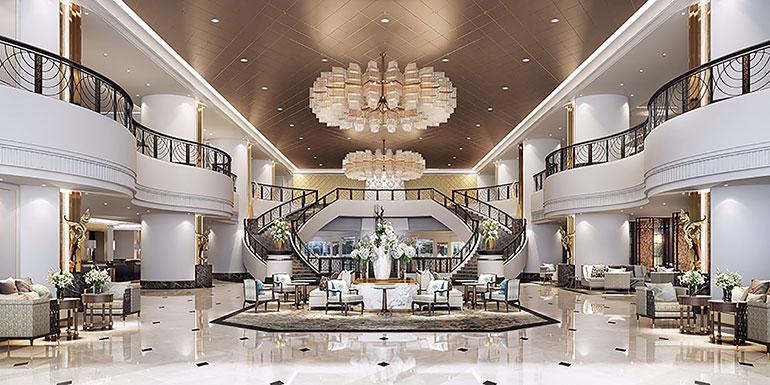 Η Marriott επενδύει στην πολυτέλεια με 40 νέα ξενοδοχεία