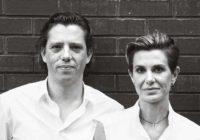 Δημήτρης Κολώνης , Ζέττα Κοτσιώνη: Lead Architects στο γραφείο της Zaha Hadid