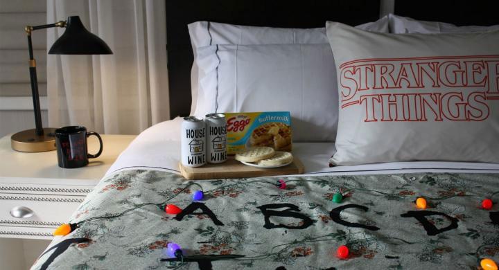 Ξενοδοχείο προσφέρει πακέτο «Stranger Things»!